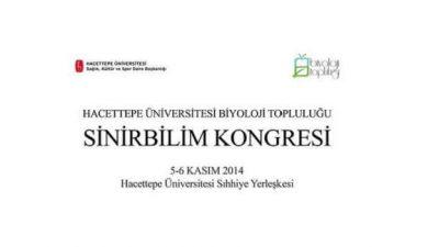 Hacettepe Üniversitesi Biyoloji Topluluğu Sinirbilim Kongresi