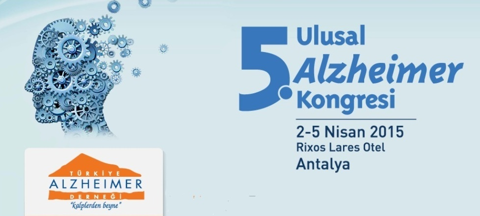 5. Ulusal Alzheimer Kongresi