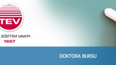 Türk Eğitim Vakfı Sinirbilim Doktorası Bursu