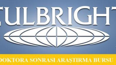 Fulbright Doktora Sonrası Araştırma Bursu