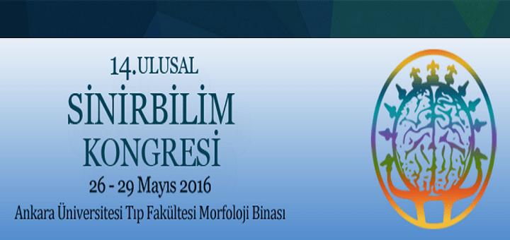 14. Ulusal Sinirbilim Kongresi