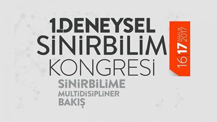 I. Deneysel Sinirbilim Kongresi