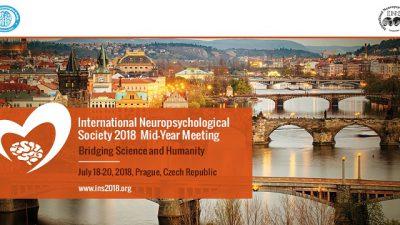 Uluslararası Nöropsikoloji Derneği 2018 Yıllık Toplantısı