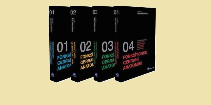[KİTAP]  Fonksiyonun Cerrahi Anatomisi