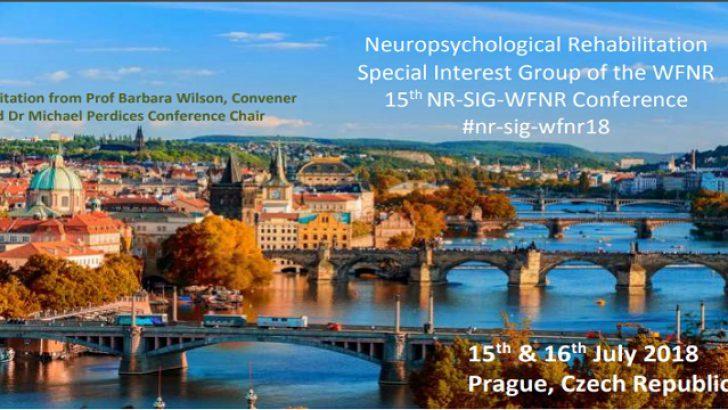 [KONFERANS]  Uluslararası Nöropsikolojik Rehabilitasyon Konferansı