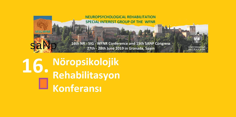 [KONFERANS]  Nöropsikolojik Rehabilitasyon Konferansı