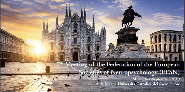 Avrupa Nöropsikoloji Toplulukları Bilimsel Toplantısı VII – FESN 2019