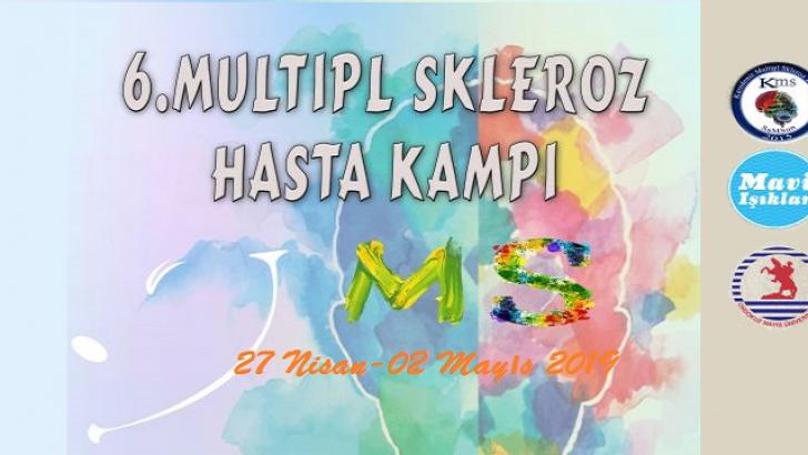 [EĞİTİM]  6. Multipl Skleroz (MS) Hasta Kampı