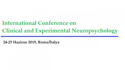 [KONFERANS]  Uluslararası Klinik ve Deneysel Nöropsikoloji Konferansı