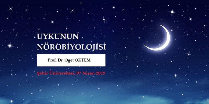 [SEMİNER]  Uykunun Nörobiyolojisi