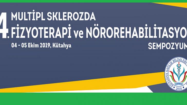 [SEMPOZYUM]  4. MS Fizyoterapi ve Nörorehabilitasyon Sempozyumu