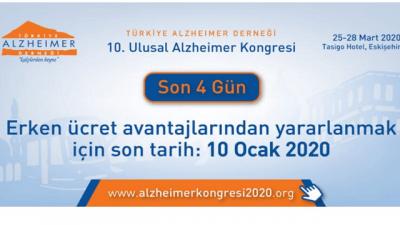 [KONGRE]  10. Ulusal Alzheimer Kongresi