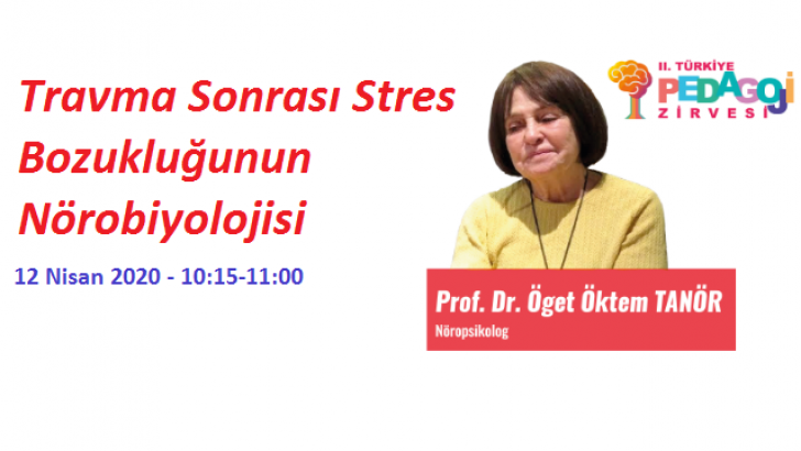 [KONGRE]  Travma Sonrası Stres Bozukluğunun Nörobiyolojisi