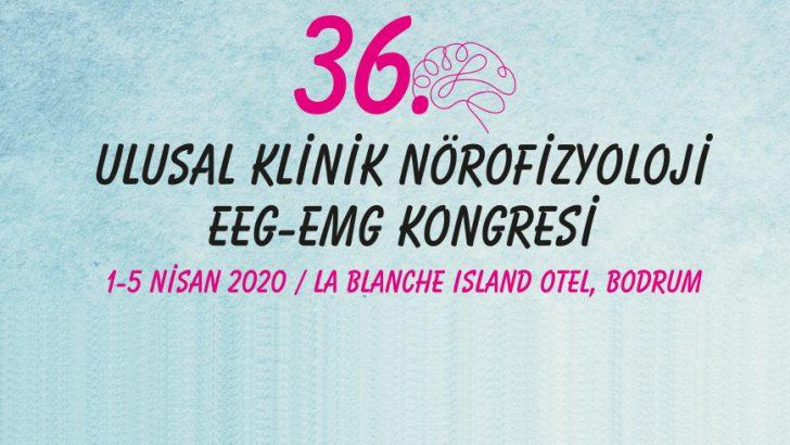 [KONGRE]  36. Ulusal Klinik Nörofizyoloji EEG-EMG Kongresi