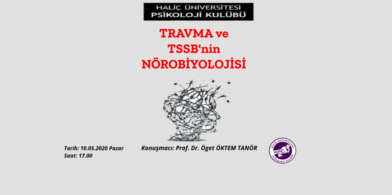 [WEBINAR]  Travma ve TSSB'nin Nörobiyolojisi