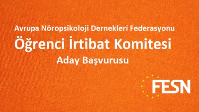 Avrupa Nöropsikoloji Dernekleri Federasyonu Öğrenci İrtibat Komitesi