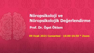 [WEBINAR]  Nöropsikoloji ve Nöropsikolojik Değerlendirme