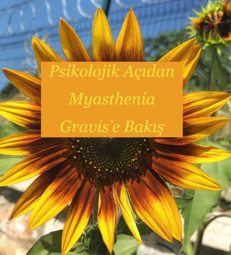 Psikolojik Açıdan Myasthenia Gravis'e Bakış